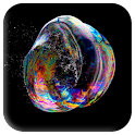 Bubble Live Wallpapers icon