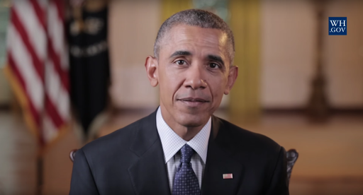 Obama's return: Facebook post brings strong reactions