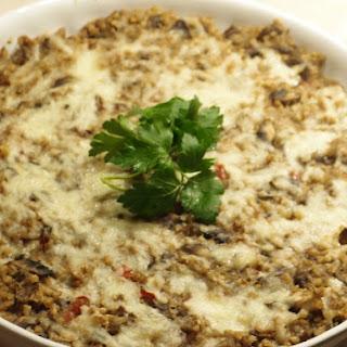 Buckwheat with Mushrooms and Jalapenos Recipe