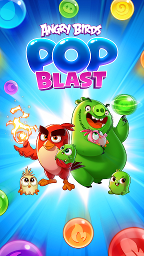 Angry Birds POP Blast 1.10.0 screenshots 6