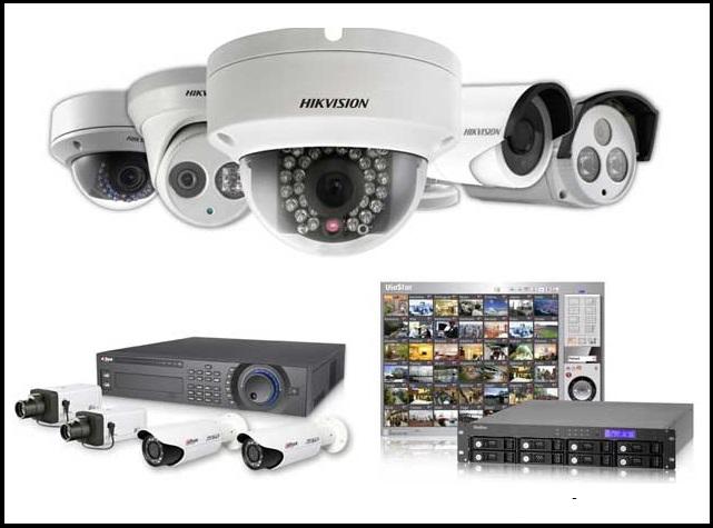 Camera giám sát ngoài trời hoạt động tốt vào ban đêm