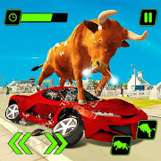 Rampage Bull Fighting