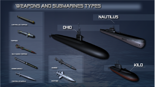 Submarine Simulator : Naval Warfare 2.1 {cheat|hack|gameplay|apk mod|resources generator} 4