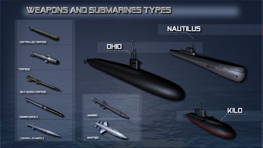 Submarine Simulator : Naval Warfare MOD (Unlimited Money) 4