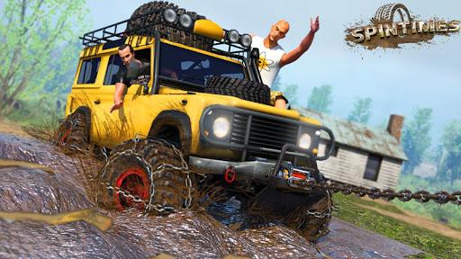 Spintimes Mudfest - Offroad Driving Games apktram screenshots 5