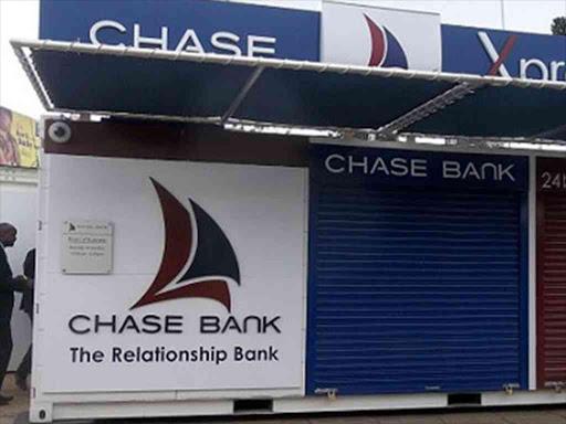 CBK approves liquidation of Chase Bank over weakened finances