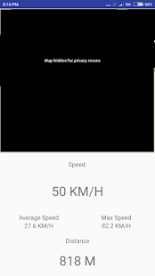 Speed Trace - náhled