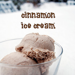 Snowed In – Cinnamon Ice Cream