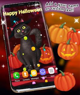 simons cat naptár Halloween Cat Live Wallpaper – Alkalmazások a Google Playen simons cat naptár