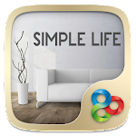 Simple Life GO Launcher Theme v1.0.1 Apk