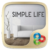 Simple Life GO Launcher Theme
