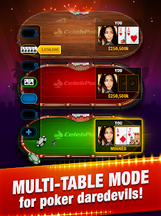 Celeb Poker - Texas Holdem- screenshot thumbnail