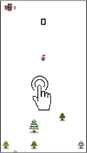 Santa Pixel Christmas games MOD (Unlimited Money) 3