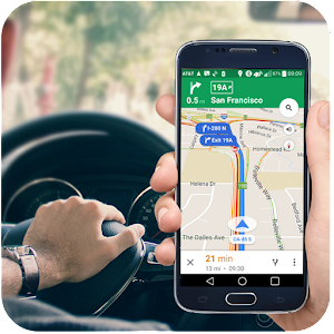 Maps Driving Directions : Voice GPS Navigation