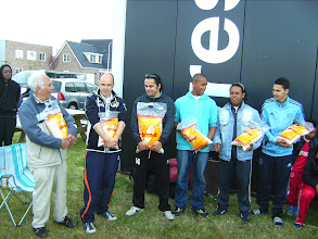 Photo: The Finalists, Rob,Ronald,Chaka,Aquila,Erwin,Gamaniel