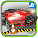 3D Car Parking Game icon