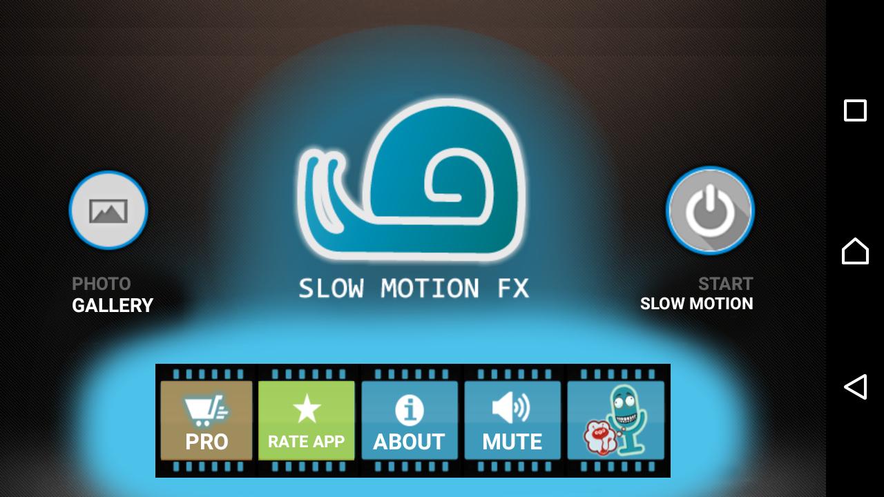 Effetti Video Slow Motion