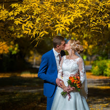 Wedding photographer Anna Starovoytova (bysinka). Photo of 31.10.2018