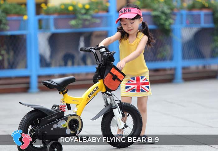 Xe đạp trẻ em Royal Baby Flying Bear b-9 13