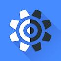 Wheel Launcher a free customizable sidebar icon