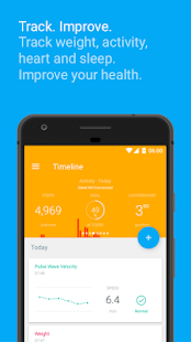 Health Mate Screenshot 1