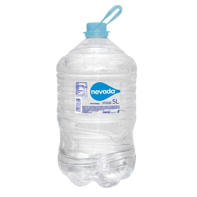 agua nevada 5 lt