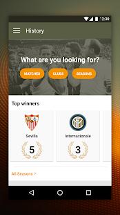 UEFA Europa League - náhled