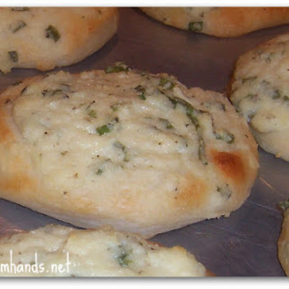 Cheesy Parmesan Italian Biscuits