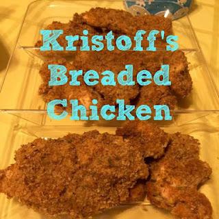 Kristoff's Breaded Chicken