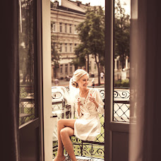 Wedding photographer Elina Kabakova (artvisionlv). Photo of 10.08.2018