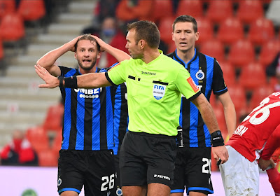 Breaking : Quatre cas de Covid-19 au Club de Bruges !