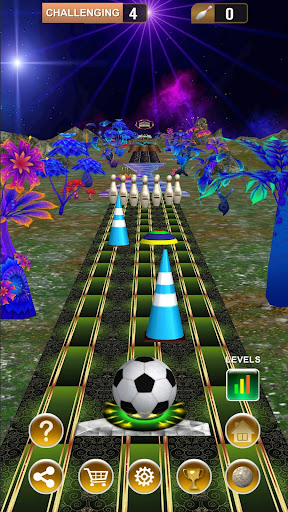 Code Triche Endless Bowling Paradise - Unique Bowling Game APK MOD (Astuce) screenshots 3