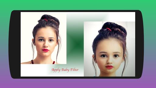 Baby Filter screenshot 1