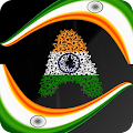 Indian Flag Letters