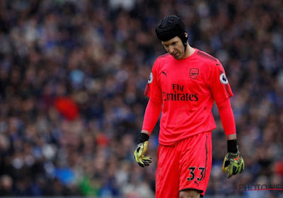 Petr Cech absent plusieurs semaines