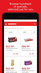 Shoprite SA - náhled