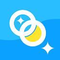 パートナーの生理周期を共有:ペアリズムM(男性用) icon