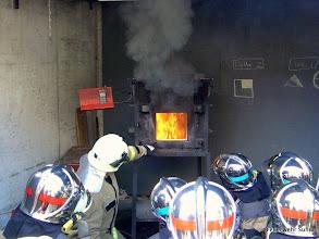 Photo: Es brennt!