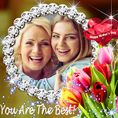 Happy Mother's Day Photo Frame 2018