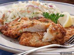 Buttermilk Fish Fillets Recipe