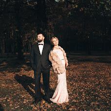 Wedding photographer Yana Gaevskaya (ygayevskaya). Photo of 08.11.2017