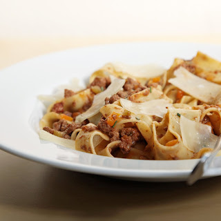 Slow-Cooker Pasta Bolognese Recipe