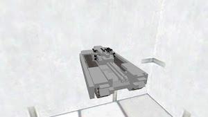 速度重視の戦車