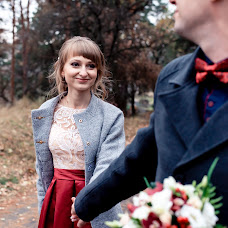 Wedding photographer Viktoriya Pustovoyt (pustikvika). Photo of 05.11.2017