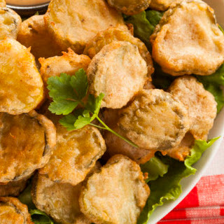 Fried Pickles Without Buttermilk Recipes