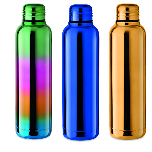 Multi Coloured Stainless Steel Vacuum Flask