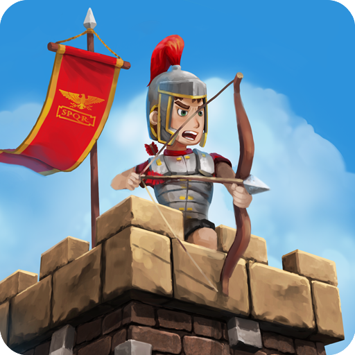 Grow Empire: Rome APK Cracked Download