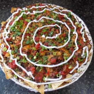Dinner Nachos Recipe