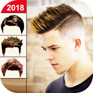 Boys Hair Styles And Editor Android Apps On Google Play - Hair style change photo effect