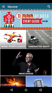 Maker Faire - The Official App- screenshot thumbnail